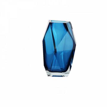 Dekorativ mavi böyük güldan