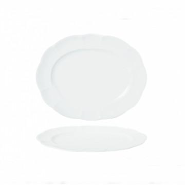 Ritz oval boşqab 34 sm