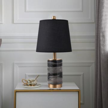 Masa lampası qara-boz