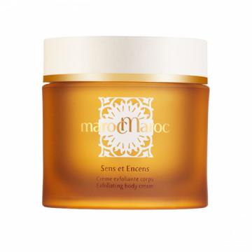 Sens et Encens-Exfoliating Body Cream 200ml