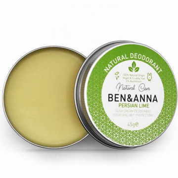 Ben & Anna Persian Lime Metal