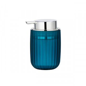 Agropoli mavi maye sabun qabı