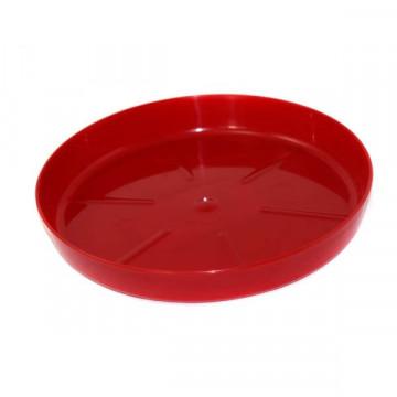 Dibçək altlığı 170 mm qırmızı