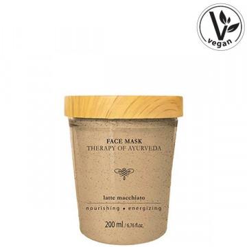 Latte Macchiato üz maskası