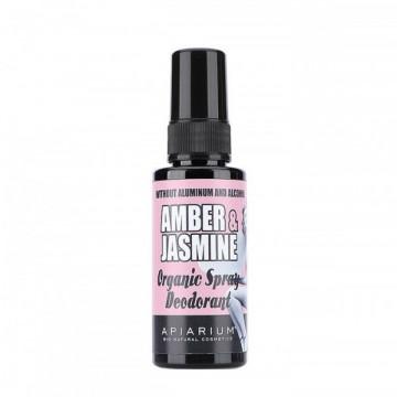 Amber & Jasmine dezodorant sprey