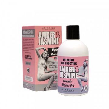 Amber & Jasmine orqanik duş geli