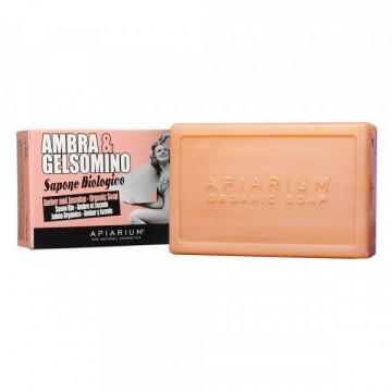Amber & Jasmine orqanik sabun