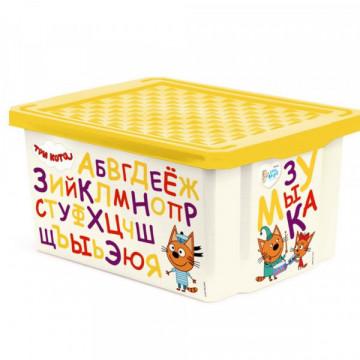 Tri Kota Uşaq oyuncaqları üçün qutu 17 sm