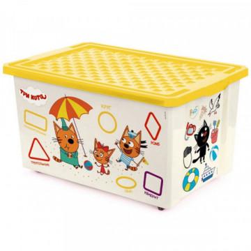 Tri Kota Uşaq oyuncaqları üçün qutu 57 sm