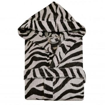 Hamam xalatı Zebra XL ölçülü
