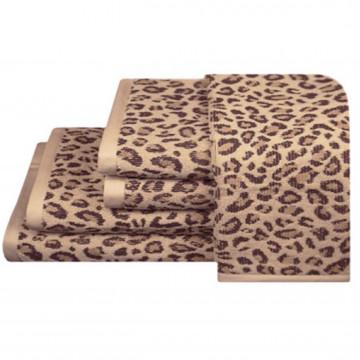 Hamam dəsmalı Leopard 100x150 sm