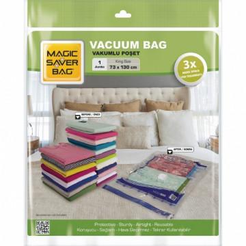 Vakuum torbası Jumbo 73x130 sm