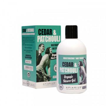 Sidr və Paçuli  duş geli 300 ml